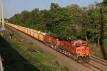 BNSF 6189 on CSX E940-30