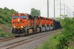 BNSF 7539 on CSX Q381-09