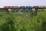 BNSF 9254 on CSX Y122-16