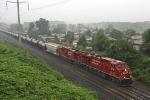 CP 8813 on CSx K638-18