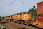 UP 6611 on CSX L159-06