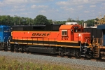 BNSF 2107 on CSX Q164-25