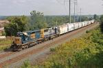 CSX 8487 on CSX Q381-08