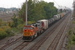 BNSF 8261 on CSX Q380-20