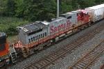 BNSF 641 on CSX Q380-20