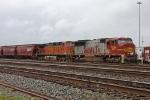 BNSF 8222 on CSX G344-26
