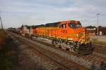 BNSF 4053 on CSX Q380-07