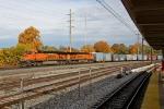 BNSF 5787 on CSX Q393-24