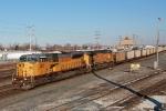 UP 8173 on CSX E958-30