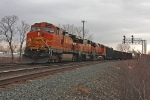 BNSF 4862 on CSX Q381-03