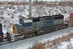 CSX 8237 on CSX Q364-07