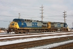 CSX 110 on CSX Q364-26 light power