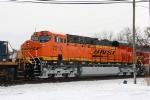 BNSF 7210 on CSX Q381-26