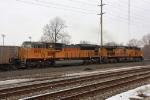 UP 8096 on CSX V771-07