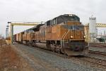 UP 8523 on CSX Q390-07