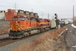 BNSF 4576 on CSX Q393-07