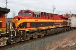 KCS 4691 on CSX Q393-07