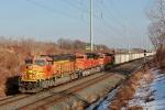 BNSF 9898 on CSX E942-08