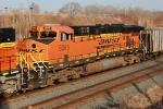 BNSF 6085 on CSX E942-08