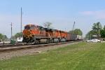 BNSF 1038 on CSX Q381-14