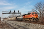 BNSF 5904 on NS 416