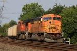 BNSF 9959 on NS 417