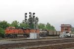 BNSF 5912 on NS 417