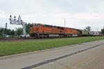 BNSF 7264 on CSX Q381-30