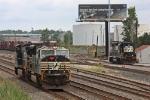 NS 2615 on NS 965