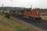 BNSF 5322 on CSX Q380-26