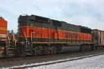 BNSF 341 on CSX Q381-01