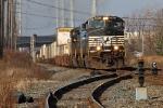 NS 9363 on NS 20K