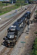 NS 5825 on NS BX02