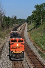 BNSF 9364 on CSX U994-06