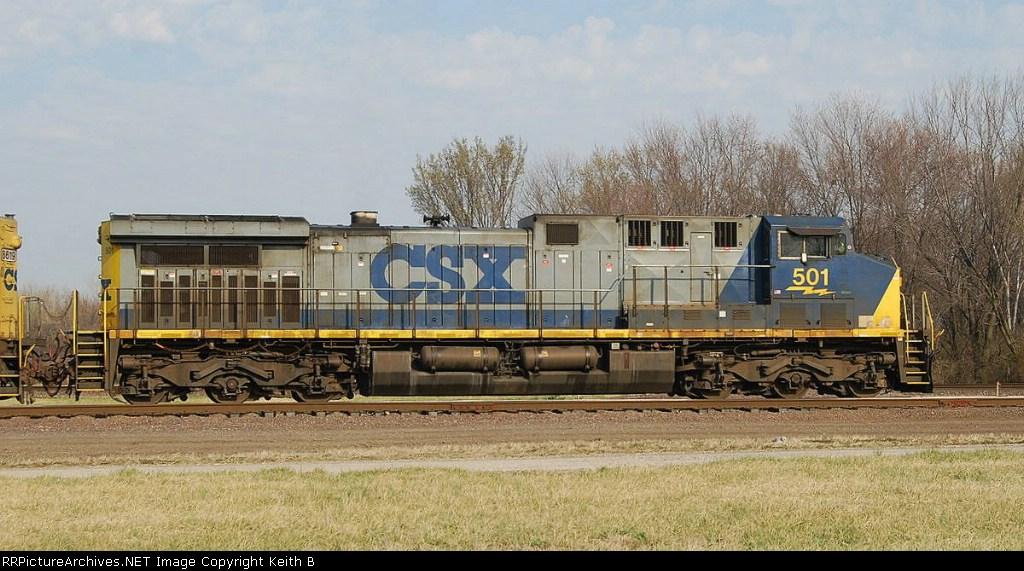 CSX 501