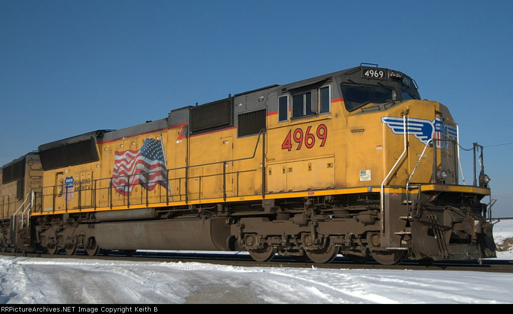 UP 4969