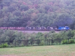 Nofolk Southern 3338, 3368, 3427, and 3351 at Horseshoe Curve