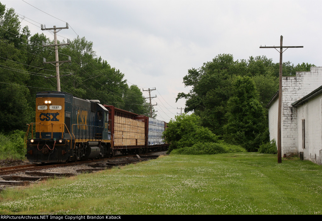 Passing the Former Agway Switch