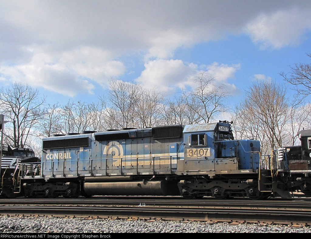 NS 3407 (Ex-CR 6487)