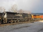 NS 8852 & BNSF 5170
