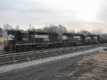 NS 5072, 3224 & 7106 (EMD POWER!!)