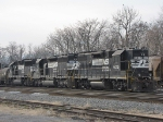 NS 5072, 3224 & 7106