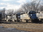 NS 3407, 5577 & 7038