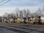 NS 5608, 2611, 9536 & 9913