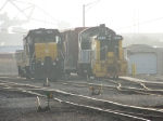 Canton Railroad 1204 and 1364