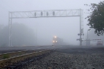 NS 21E in the Fog
