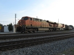 EB freight #198 with a pair of BNSF ES44ACs