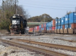 Coast to Coast intermodal train