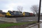CSX 2751 & 8091