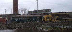 Construction site out behind the passenger car yard behind Bremen HBF